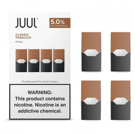 Juul Pods |Authentic Juul Replacement Pods $14 99 | 4-Pack